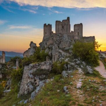 Rocca Calascio-National Geographic- LadyHawke