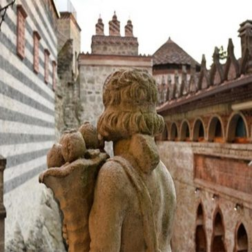 Rocchetta Mattei – Realtà e suggestione gotico moresca