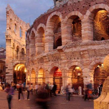 Verona – La città dell'amore – UNESCO