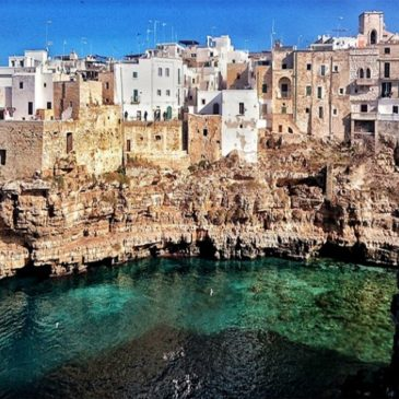 Polignano a mare – Bandiera blu Foundation Environmental Education