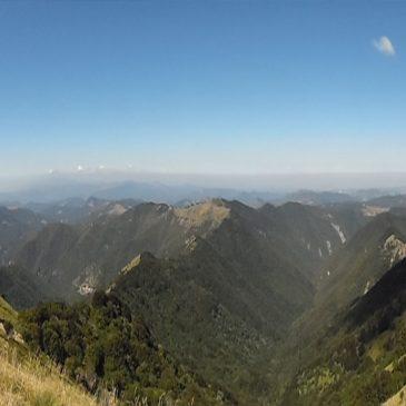 Monte Antola: Tra quattro regioni