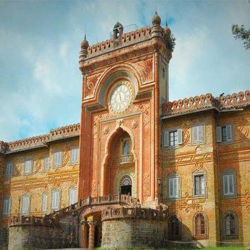 Castello di Sammezzano – Tutela dei beni culturali