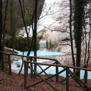 Castiglione d'Orcia – Bagni San Filippo free wellness
