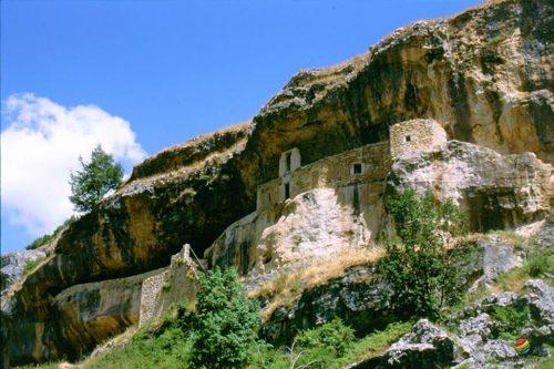 eremo di San Bartolomeo in Leggio