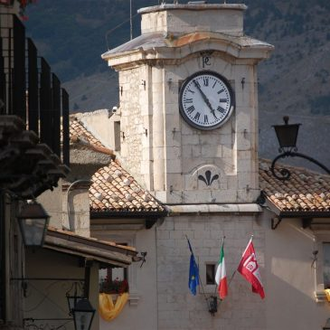 Pescocostanzo e il Bosco di Sant'Antonio