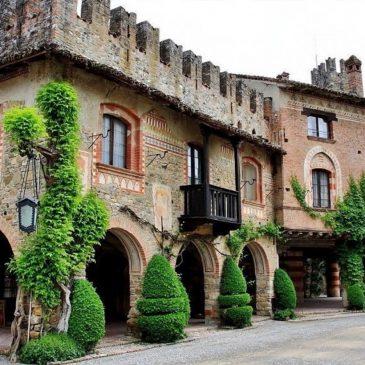Grazzano Visconti un borgo dal fascino particolare