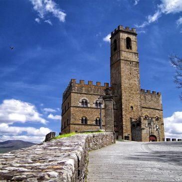 Castello Guidi – Il borgo di Poppi – Arezzo