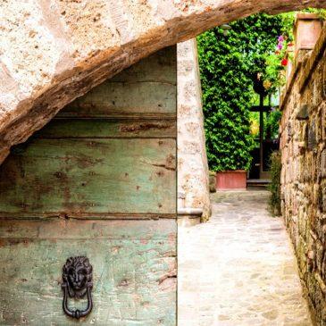 Civita di Bagnoregio – Valle dei Calanchi