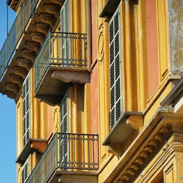 Fetta di polenta – Casa Scaccabarozzi – Torino