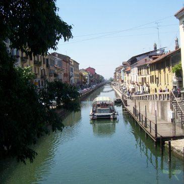 Navigli e Cazzoeula: Milan