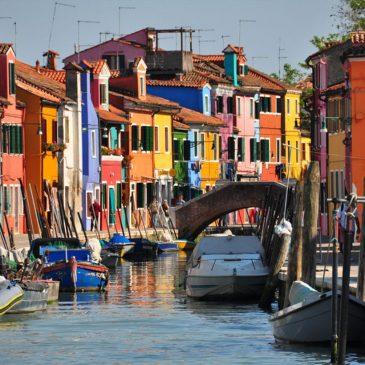 Burano – Regno di pizzi e merletti – Laguna di Venezia