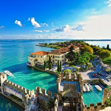 Castello di Sirmione – Lago di Garda – Gardaland