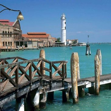 Murano -Isola dei vetri- Laguna di Venezia