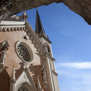 Santuario della Madonna della Corona – Lago di Garda – Verona