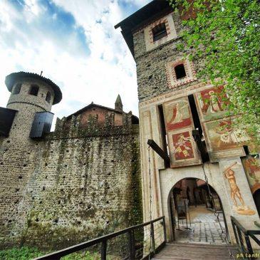 Borgo medievale – Parco del Valentino – Torino