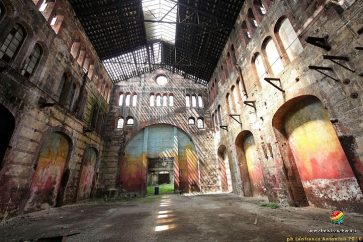 OGR Officine Grandi Riparazioni – Torino – Metamorfosi di un santuario industriale