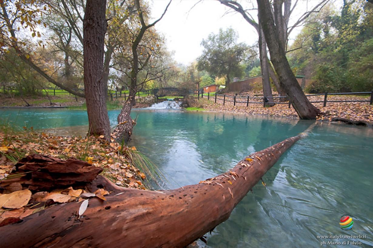 Parco delle sorgenti sulfuree del Lavino