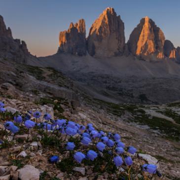 Tre cime di Lavaredo – Dolomiti – UNESCO