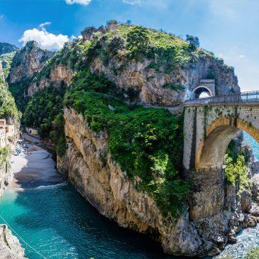 Fiordo di Furore – Parco regionale dei Monti Lattari- Costiera amalfitana