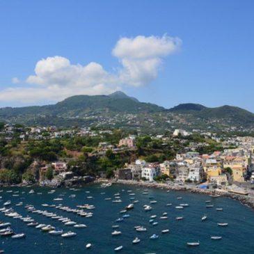 Ischia – Golfo di Napoli – Isola verde