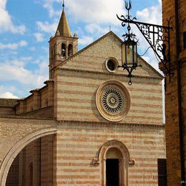 Assisi – Centro spirituale e culturale – UNESCO