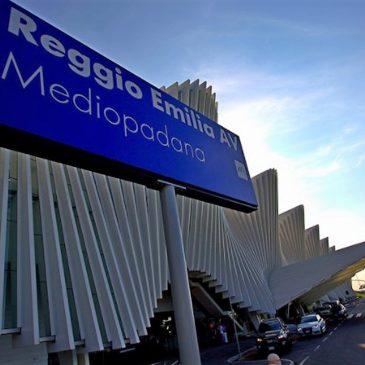 AV Mediopadana railway station – Santiago Calatrava – Reggio Emilia