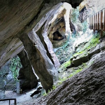 Grotte del Caglieron – Luogo del cuore FAI