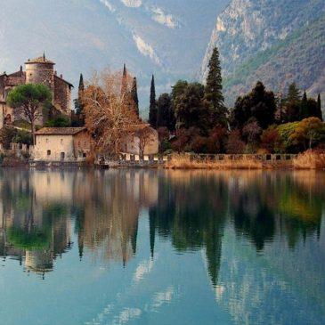 Lago e Castello di Toblino – Riserva naturale protetta – Trentino