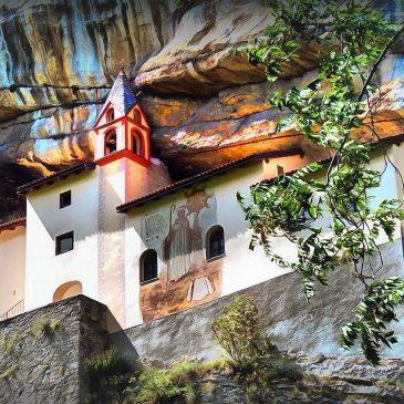 Eremo di San Colombano – Trentino Alto Adige