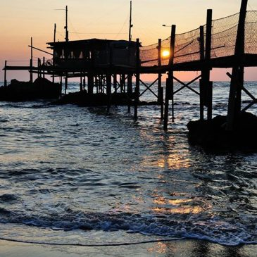 Costa dei Trabocchi – Greenway bike to coast – Wall Street Journal