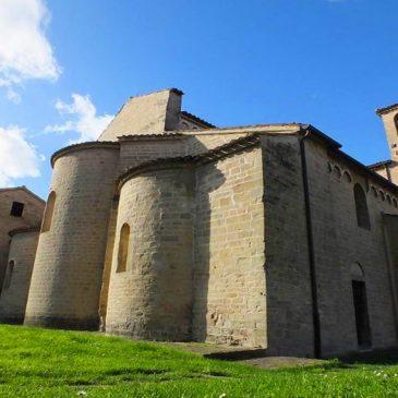 Abbazia benedettina di Santa Maria di Moie – eFFeMMe23 – Parco Colle Celeste
