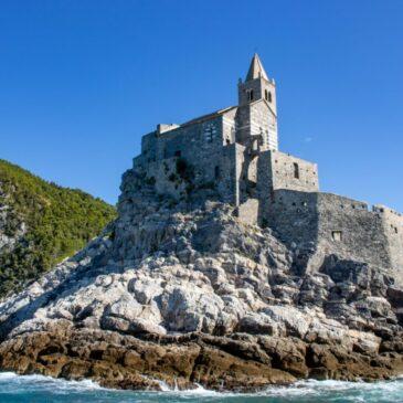 San Pietro Portovenere – Golfo dei poeti  UNESCO