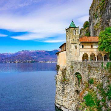 Eremo di Santa Caterina del Sasso | Lago Maggiore